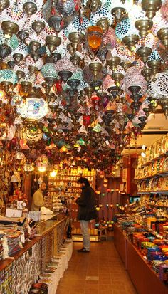 The little shop in Istanbul - , Istanbul