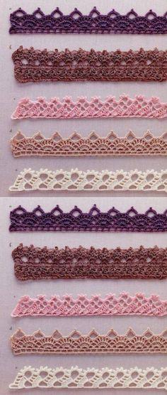 New Crochet Bookmark Pattern Hooks Ideas Crochet Bookmark Pattern, Crochet Edging Patterns, Crochet Lace Edging, Crochet Bookmarks, Crochet Motifs, Crochet Borders, Crochet Trim, Crochet Doilies, Crochet Stitches