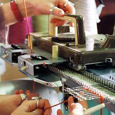 Basics of Machine Knitting   Keep & Share