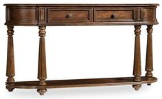 online shopping for Hooker Furniture Leesburg Demilune Hall Console Table Mahogany from top store. See new offer for Hooker Furniture Leesburg Demilune Hall Console Table Mahogany Hooker Furniture, Metal Furniture, Furniture Plans, Table Furniture, Living Room Furniture, Furniture Stores, Mahogany Furniture, Colonial Furniture, Furniture Logo