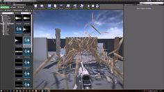UE4 Destructible Mesh 01 Overview