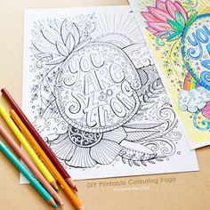 I LOVE This colouring page! Click to see a list of some of the best coloring pages for adults