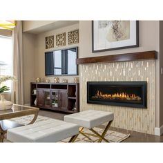 Fireplace Remodeling Ideas Kozy Heat Artificial Gas Fireplaces Vented Linear