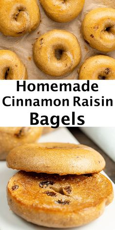 Nothing like Homemade Bagels & these Cinnamon Raisin Bagels are a must try! Perfect for breakfast or snack. Toasted or plain they will become a family favourite. Cinnamon Raisin Bagel, Cinnamon Bread, Cinnamon Rolls, Best Wheat Bread Recipe, Deep Dish Pizza Crust Recipe, Bread Machine Recipes, Bread Recipes, Pizza Recipes, Dinner Bread