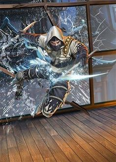 Storm Shadow.......  !!!! Comic Movies, Comic Books Art, Comic Art, Samurai Art, Samurai Warrior, Ninja Warrior, Gi Joe Characters, Character Art, Character Design