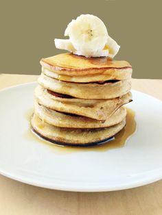 Garbanzo Bean Pancakes | Gluten free | Vegan | Healthy