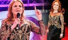 Sarah Ferguson FURY at Eugenie pregnancy interrogation – 'you shouldn't have asked that! Royal Family News, Royal Families, Sarah Ferguson, Duchess Of York, Princess Beatrice, Fitted Bodice, Dress Outfits, Dresses, Cologne
