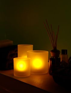 Candles in all shapes and sizes from Philips.  #LED