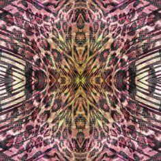 Skin Deep_2 by Simonetta De Simone Seamless Repeat  Exclusive Pattern