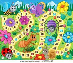 Huisjesslakken Stockillustraties & cartoons   Shutterstock
