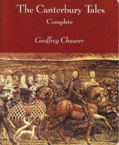 """The Canterbury Tales by Geoffrey Chauce-hubpages.com-Most people read this to """" get it out of the way"""" when they were in high school--I have loved this collection of tales FOREVER and it has remained in permanent rotation in my reading....700 years old and still worth it...Read the modern English though, the original will make you crazy!"""