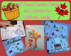 Leaf Packet and Fall Bundle « Teaching Heart Blog Teaching Heart Blog