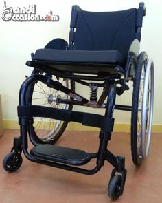 fauteuil manuel kuschall r33 châssis fixe do...