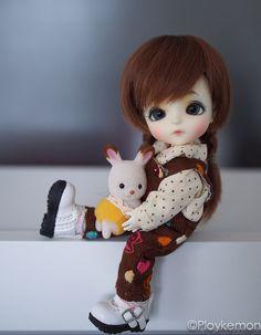 Hana and her friend Cute Cartoon Pictures, Cute Cartoon Girl, Beautiful Barbie Dolls, Pretty Dolls, Cute Girl Wallpaper, Baby Wallpaper, Wallpaper Desktop, Cute Love Images, Cute Baby Dolls