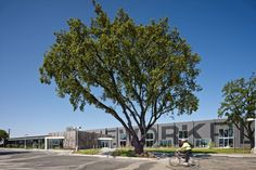 Office architecture in Santa Clara