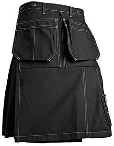 Blakläder Arbeitshose Handwerker Kilt 8566, Farbe:schwarz;Größe:44