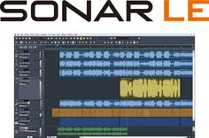 SONAR - Record, edit, & mix songs (for Windows)