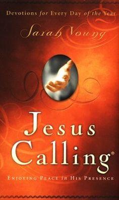 Jesus calling enjoying peace in his presence book buy