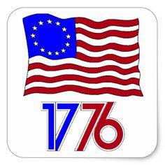Betsy Ross Era American Flag Revolution Novelty Women/'s T-Shirt Tee