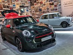 The MINI Brand Exhibition in Shanghai explores the facets which makes MINI the brand of innovation, design & future mobility. Front Driveway Ideas, John Cooper Works, Hit The Floors, Shanghai, Miniatures, Innovation Design, Urban, Future, Motorbikes