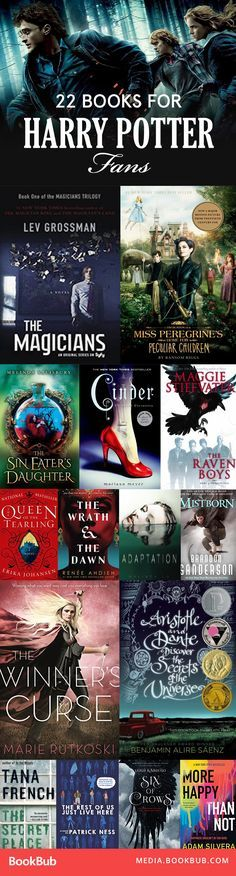 22 magical books to read for Harry Potter fans. – bucher 22 magical books to read for Harry Potter fans. 22 magical books to read for Harry Potter fans. Ya Books, I Love Books, Great Books, Teen Books, Book Suggestions, Book Recommendations, Laurence Anyways, Lectures, Book Fandoms