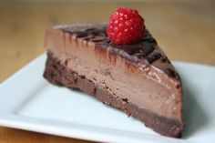 Chocolate Brownie Ice cream Cake: completely gluten free, grain free, dairy free, and even egg free!