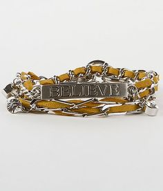Good Work(s) Chain Of Love Candy Bracelet