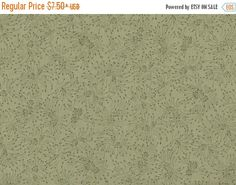 """ON SALE Green Fabric, 108"""" Quiltbacking, Sparkle by Blank Quilting, Green Fabric, Extra Wide Fabric, Sage Green Fabric, 01558"""