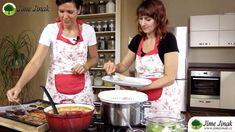 JJ v kuchyni: Krémová zeleninová polévka a fazolový guláš s knedlíky