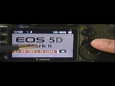 ▶ AF Micro Adjust Canon 5D Mark II & Canon 50D Adjustment - YouTube