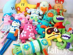 Família reunida! by Fafi, via Flickr