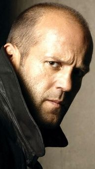 Jason Statham rough and sexy