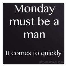 Monday .. Dirty Joke
