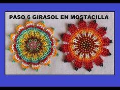 PASO SEIS GIRASOL EN MOSTACILLA - YouTube