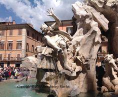 Roma piazza Navona....