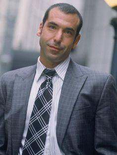 Rick Hoffman   www.suitstv.net
