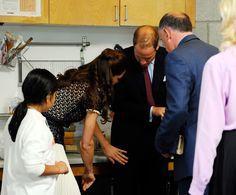 Kate Middleton Photos: The Duke and Duchess of Cambridge Attend BAFTA Inner City Arts Event