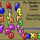 This unique set of Alphabet letters will give any project you're working on a little sparkle. This pack includes all 26 letters of the alphabet in ...