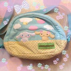 """16 Likes, 3 Comments - A.J (@ladylonghorn34) on Instagram: """"Cute Cinnamoroll purse I found on eBay !!#cinnamoroll#sanrio#cuteandkawaii"""""""