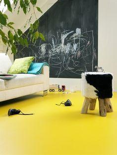 Hallway Flooring, Yellow Interior, Floor Rugs, Home Goods, Furniture Design, Sweet Home, Interior Design, Design Interiors, House Styles