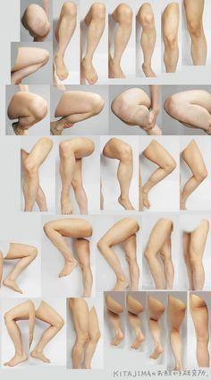 Motions of left leg                                                                                                                                                      もっと見る