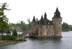 Thousand Islands, (head of St. Lawrence River)