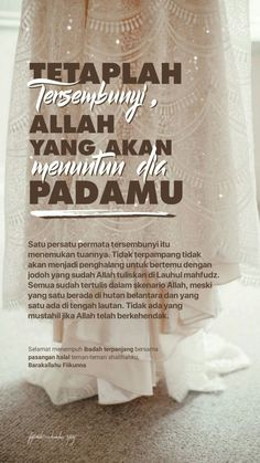 Inspirational Quotes Wallpapers, Islamic Quotes Wallpaper, Islamic Inspirational Quotes, Motivational Quotes, Reminder Quotes, Self Reminder, Jodoh Quotes, Unusual Words, Love In Islam