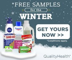 » Get Free Winter Samples! Bargain Hound Daily Deals