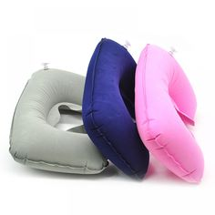 Travel Inflatable U-Shaped Neck Pillow  Price: 129.00 & FREE Shipping  #travel|#fly|#explore|#vacation