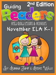 Guiding Readers: November SET TWO NO PREP ELA Unit for K-1