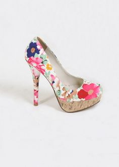 I would wear these once, maybe twice - but aren't they so cute?  Think I must track them down!