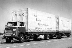 DAF BB-45-98 V.B.C met afzetbakken