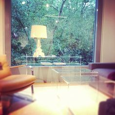 Kartell, by the window  #Transparency