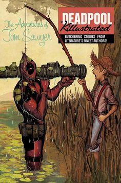 Deadpool, Classic (K)illustrated